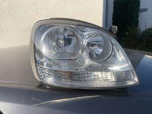 linker Frontscheinwerfer original Nissan Almera Tino Vor FL Scheinwerfer Recht