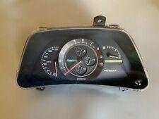 JDM Modellista Toyota Altezza SXE10 M/T Gauge Cluster Speedometer