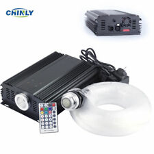 DMX512 75W Remote LED Room Light Fiber Optic Star Ceiling Light 1000pcs 5m