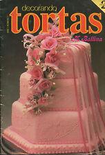 CAKE DECORATING Marta Ballina Magazine #1 Argentina - WEDDING