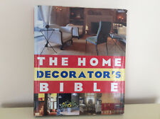 The Home Decorator's Bible Hardcover 1996 First Edition