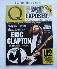 Q MAGAZINE - December 1991 - Eric Clapton / Primal Scream / Northern Soul