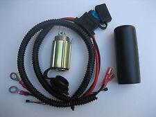 Motorcycle Marine Cigarette Lighter 12 V Accessory Socket Outlet + fuse+ cable