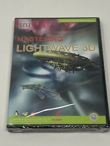 Mastering Lightwave 3D - Step-by-Step Training - MAC/PC