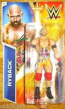 WWE RYBACK FIGURE SERIES 49 WRESTLING 2015 UPDATED RING ATTIRE
