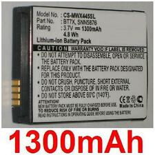 Batterie 1300mAh type BT7X SNN5876 SNN5876A Pour Motorola Citrus