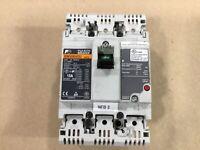 Fuji Electric BW50RAGU Auto Circuit Breaker 15A 3 Pole #50C37