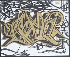 VICTOR  REYES graffiti signé  22x26cm /cope2/futura/RD357/seen/taki/dondi/quik