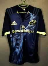 PLAYER ISSUE MINT ADIDAS MUNSTER RUGBY 2016/2017 SHIRT JERSEY CAMISETA SIZE L