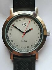 Mercedes Benz 24 Hour Quartz watch