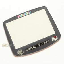 NEW Game Boy Advance Hello Kitty Screen Lens Replacement Plastic GameBoy GBA