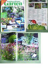 mein schöner Garten Zeitschrift Konvolut Sammlung 1999 Ausgabe 5/99 > 200 Seiten