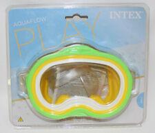 Intex Kinder Tauchermaske 55913 Maske Unisex Kinder Grün/Gelb