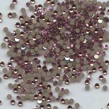 2058 SS7 LR *** 50 STRASS SWAROVSKI FOND PLAT 2,25mm LIGHT ROSE F