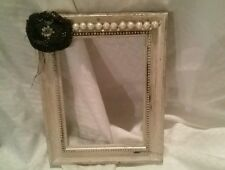 Shabby  Chic Picture Frame-Etsy Store