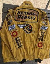 F1 Sparco Damon Hill Jordan Official F1 Jacket
