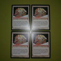 Honorable Passage x4 Visions 4x Playset Magic the Gathering MTG