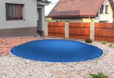 Runde aufblasbare Poolabdeckung Poolplane aus LKW Plane 680 g/m² (1360g/m²)