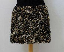 Alberto Makali Crepe Rosette Pencil Skirt Size M