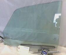 1991 Volvo 240 Sedan Driver Front Window Glass