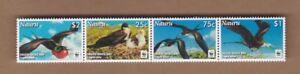 2009 Nauru Birds SG 681/4 Set 4 MUH