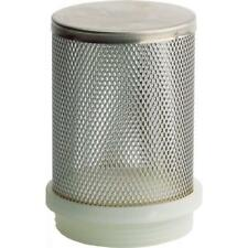 "NEW Stainless Steel Foot Valve Screen 50mm (2"")"