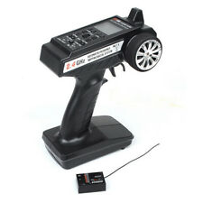 T-3920C 2.4G 3CH Radio Remote Control Transmitter with Receiver for RC Car Boat