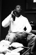 "057 Gucci Mane - Radric Delantic Davis Rapper Music Stars 24""x36"" Poster"