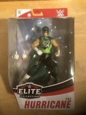 WWE Mattel Hurricane Elite Series #75 Chase (White Boots) Figure