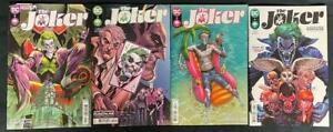 JOKER #1, 2, 3, 4 SET OF 4 DC COMICS JAMES TYNION 1st PRINTS 1st BANE's DAUGHTER