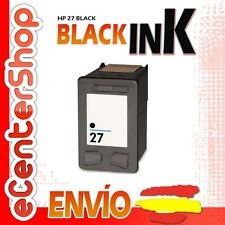 Cartucho Tinta Negra / Negro HP 27XL Reman HP Deskjet 3745