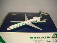 "Gemini Jets 400 Eva Air BR MD-90 ""2003s color"" 1:400"
