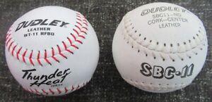 DUDLEY Softball - Baseball - SBC11-ND - WT-11RFBO - ThunderHeat Cor44 - Cert. AS