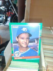 1 Baseball MINT-1991 Donruss #697 Al Leiter BLUE JAYS CARD Pitcher ~9
