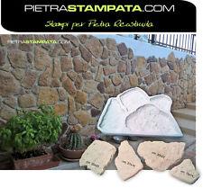VENEER STONE MOLDS CONCRETE RUBBER MOLD Wall Veneer Stone Polyurethane Mold
