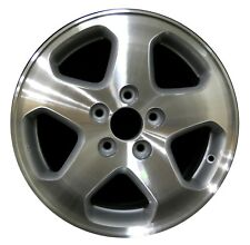 "16"" Honda Accord 1998 1999 2000 Factory OEM Rim Wheel 63777 Machined"