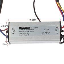 AC 90-265V Zu DC 24V Transformator IP65 Wasserdicht LED Driver Netzteil 50 Watt