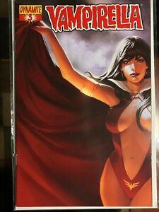 Vampirella # 25 - RARE Limited Edition Variant by Lui Antonio (2010) NM-