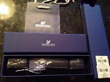 New SWAROVSKI crystal signed Love Heart Bracelet 5022413 Silver