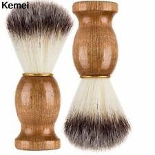 Hot Shaving Bear Brush Best Badger Hair Shave Wood Handle Men Razor Barber Tool