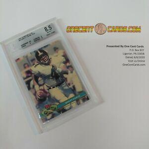1991 Brette Farve Topps Stadium Club ROOKIE Football Card #94 Mint 8.5