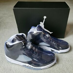 EARLY ACCESS Nike Air Jordan 5 Retro Moonlight/Oreo Sizes 10 CT4838-011 ON HAND!