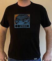 Men's Designer T-Shirt - Obseen Lizard Design - BNWT - S/M/L/XL Stock Clearance