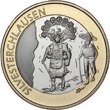 SWITZERLAND, 2013, 10 SWISS FRANCS [PROOF] [BIMETAL]