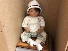 Monika levenig muñeca de porcelana 55 cm. edición limitada