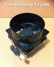 HP Heatsink and Fan Assembly AMD Class D (PN: 614950-001) / Foxconn PVA080G12Q