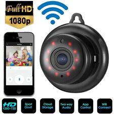 Wireless WiFi Camera Smart Home IP Mini Security Night Vision Spy HD 1080P UK