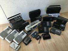 Konvolut 22 Stk. Sony JVC Radio Weltempfänger Walkman Studio Walker Kofferradio