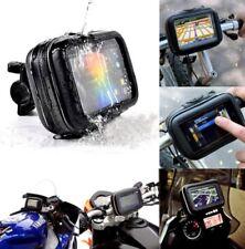 Housse étanche et tactile + Support Téléphone GPS Moto Scooter Vélo M L XL
