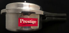 Prestige Popular Plus Induction Base Aluminium Pressure Cooker 2 Ltr Outer Lid